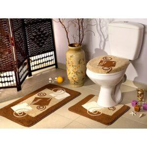 Kylpyhuoneen matot akryyli